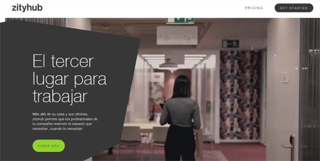 zityhub -alinaza de espacios para coworking