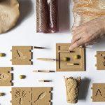 aprovechar huesos de aceituna para hacer juguetes