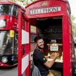 reutilizar cabinas de teléfono públicas